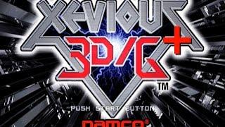PSX Xevious 3D/G+