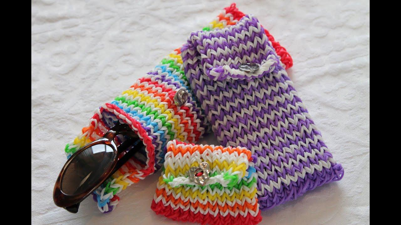 rainbow loom nederlands telefoonhoesjebrilhoesje