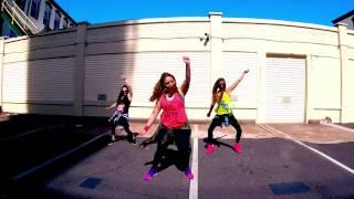 HEY MA (JBalvin, Pitbull ft Camila Cabello) - Zumba Fitness Choreo