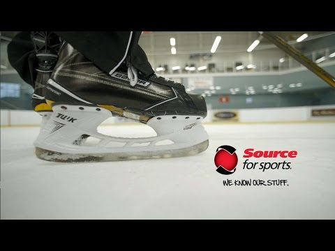 Review: Bauer Supreme 1S Hockey Skates | Source For Sports