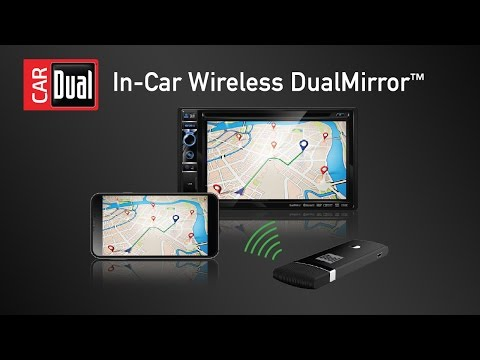 In-Car Wireless DualMirror™
