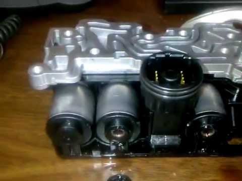 FORD 5R55W solenoid pack repair, your tools in within your knowledge  YouTube