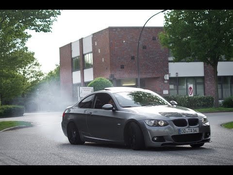 430hp BMW 335i N54 Drifts and Racing