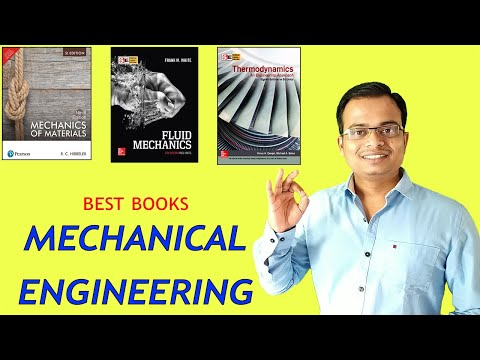 Best Books For Mechanical Engineering