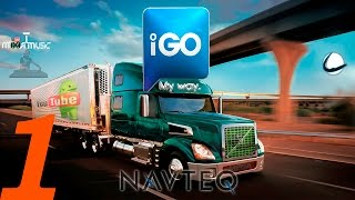 professional truck 2560x1600,iGO GPS Navigation + Fix [2d] mode,zoom map,Youtube,Mega,Android.