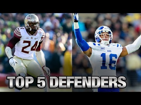 Top 5 Defensive Players in The ACC | ACC Now