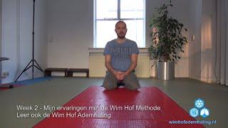 Wim Hof Ademhaling Ervaringen Week 2 - Leer de Wim Hof Ademhaling
