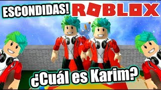 The Hidden Ones in Roblox The Best Hiding Place Karim Games Play Roblox