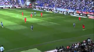 Video Gol Pertandingan Espanyol vs Atletico Madrid
