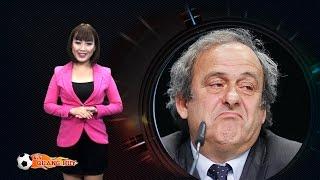 Bản tin 30/4: Michel Platini kêu oan