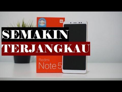 Xiaomi Redmi Note 5 Review - Wajib Beli!