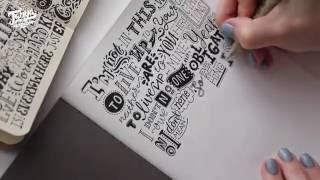 Lettering/ Леттеринг
