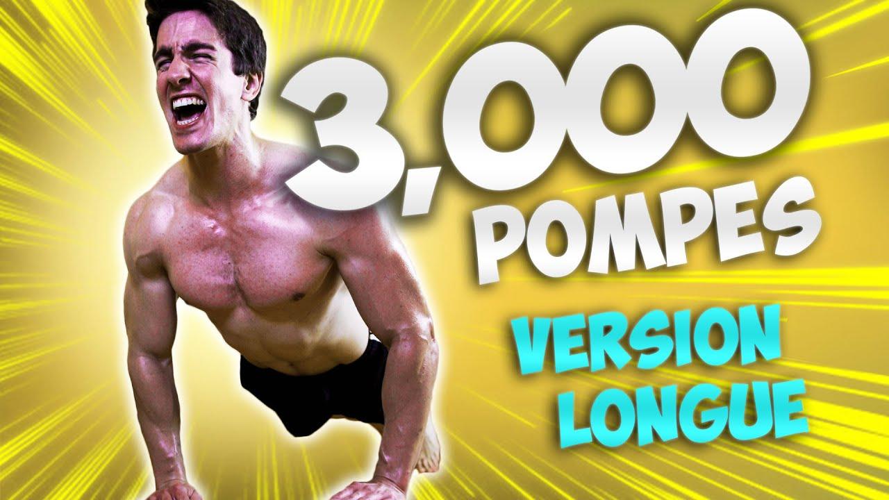 3000 POMPES D'AFFILÉE - Challenge Complet (Uncut)