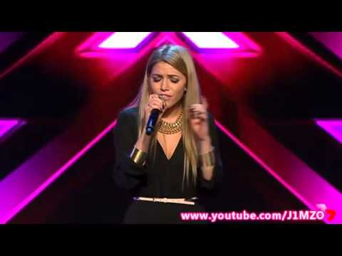 Joelle - The X Factor Australia 2013 - Bootcamp