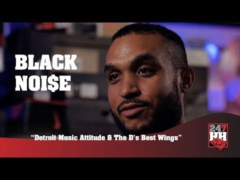 Black Noi$e – Detroit's Music Attitude & The D's Best Wings
