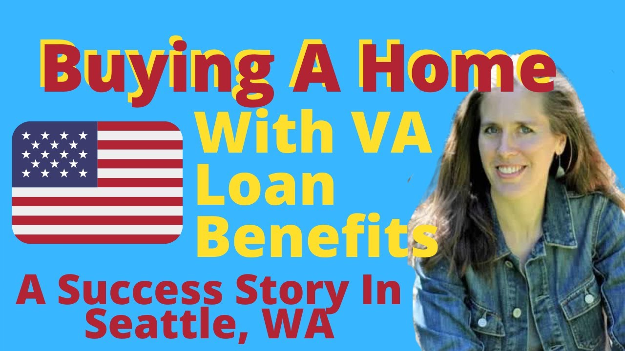 Buying Your First Home With VA Loan: Success Story Renters  Become First Time Buyers In Shoreline WA