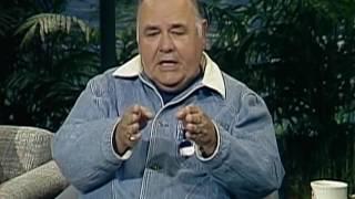 Jonathan Winters Carson Tonight Show 19/5-1988