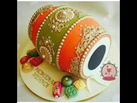 Indian Wedding Cake Designs Youtube
