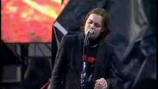 HIM - Rip out the wings of a butterfly live Sasquatch