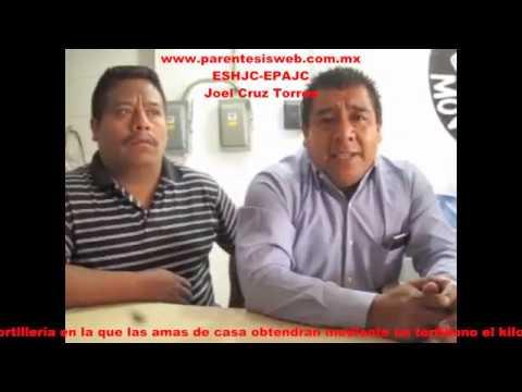 Movidig en apoyo a la economía familiar: José Luis Hernández Bautista