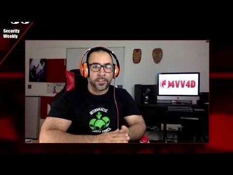 Javvad Malik, AlienVault - Paul's Security Weekly #512