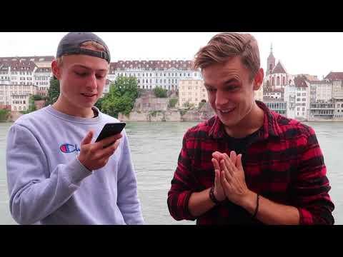 RICHTIG/FALSCH Challenge in Basel | Flavio Stucki
