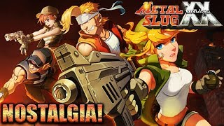 NOSTALGIA! Game Masa Lalu | Metal Slug XX Online [ENG] Android Action-RPG (Indonesia)