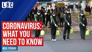 Coronavirus: What you need to know about the deadly Chinese superbug