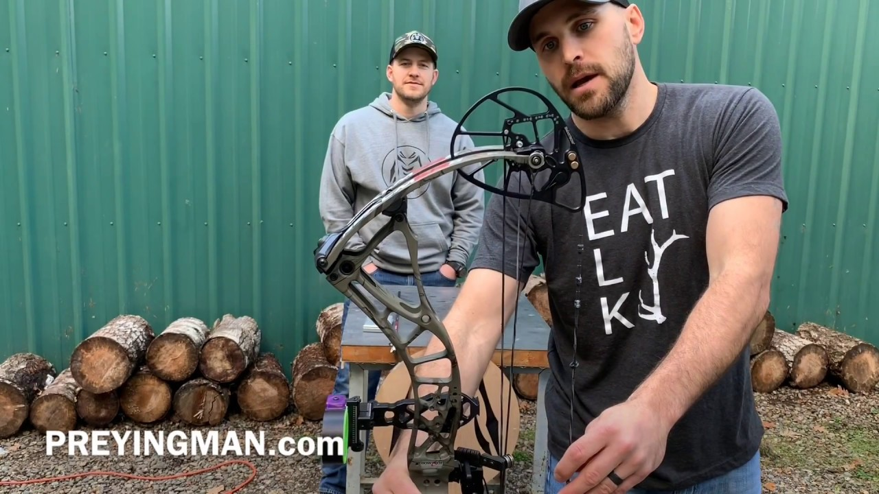 2019 Bowtech REALM SR6 bow review
