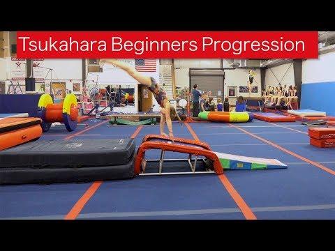 Tsukahara Beginners Progression