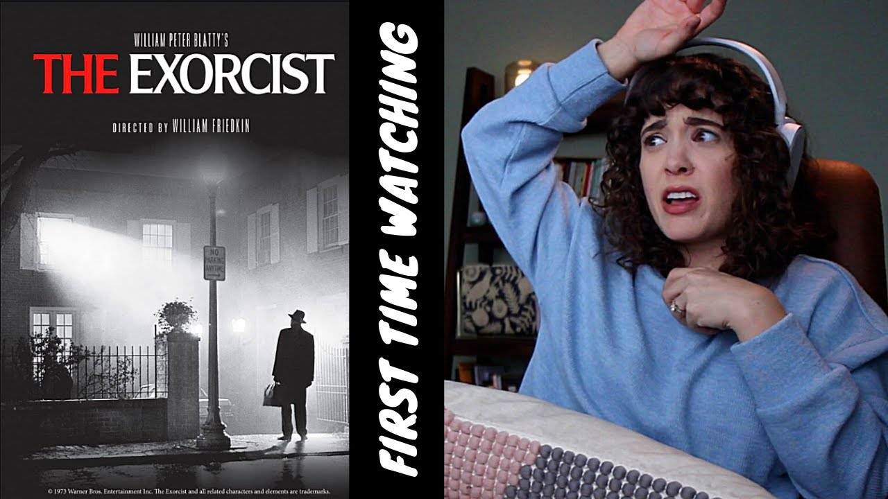 Download FIRST TIME WATCHING: THE EXORCIST!!! (NATMARES)
