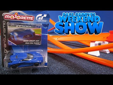 RGWS Track Time Layout Planning and NEW Majorette! March 18, 2018 #askracegrooves