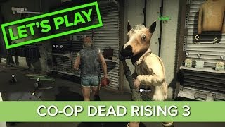 Dead Rising 3 Co-op Xbox One Gameplay - Let