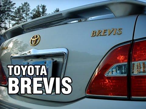 Небольшой, но комфортный: Toyota BREVIS, 2003, 1JZ-FSE, 200 лс. - краткий обзор