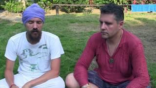 Алексей Меркулов - интервью Константину Харченко в Непале Кундалини Йога Онлайн