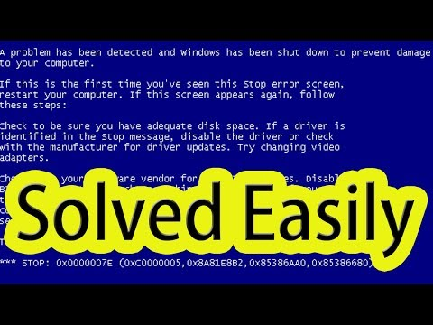 Windows Blue Screen Error Solved Urdu/Hindi -Windows Has Been Shutdown To Prevent Damage To Your Com