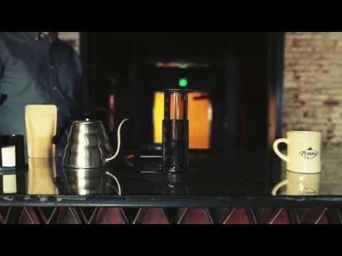 Aeropress Coffee Brew Guide : MistoBox Series