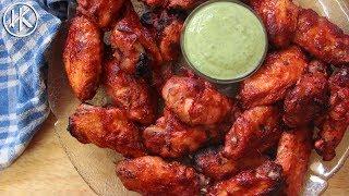 Keto Tandoori Chicken Wings | Keto Recipe | Headbanger