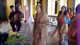 Musik Melayu Tradisional di Istana Maimun (Maimoon Palace)