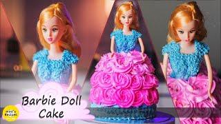 Barbie Doll Cake Decorating  Cake Recipes  Mintsrecipes