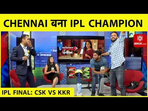 Live: Chennai के पराक्रम के सामने ध्वस्त हुआ Kolkata, चौथी बार बना Champion Csk   #ipl2021  Sports