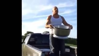 Vin Diesel ALS Ice Bucket Challenge - Nominates Angelina Jolie