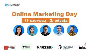 Online Marketing Day - 2. edycja | 11 czerwca