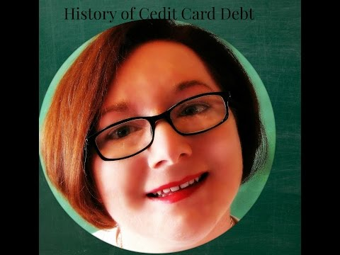 Ordinary History Credit Card Debt