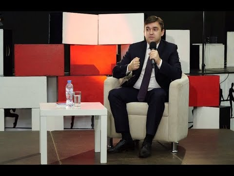 Разговор с губернатором Ивановской области Станиславом Воскресенским 2018