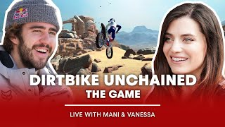 Dirt Bike Unchained Watch Party Live w/ Manuel 'Mani' Lettenbichler and Vanessa Guerra
