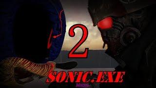 Sonic.exe 2 Sally.exe  месть. Часть 1. Gmod movie