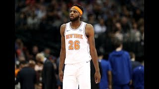 is-mitchell-robinson-the-next-great-knicks-big-full-career-highlight-mix