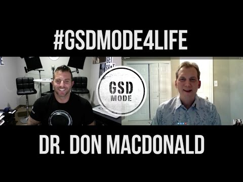 """How To Truly Grow a Successful and Scaleable Business"" with Dr. Don MacDonald"