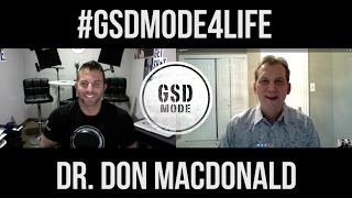 """""""How To Truly Grow a Successful and Scaleable Business"""" with Dr. Don MacDonald"""